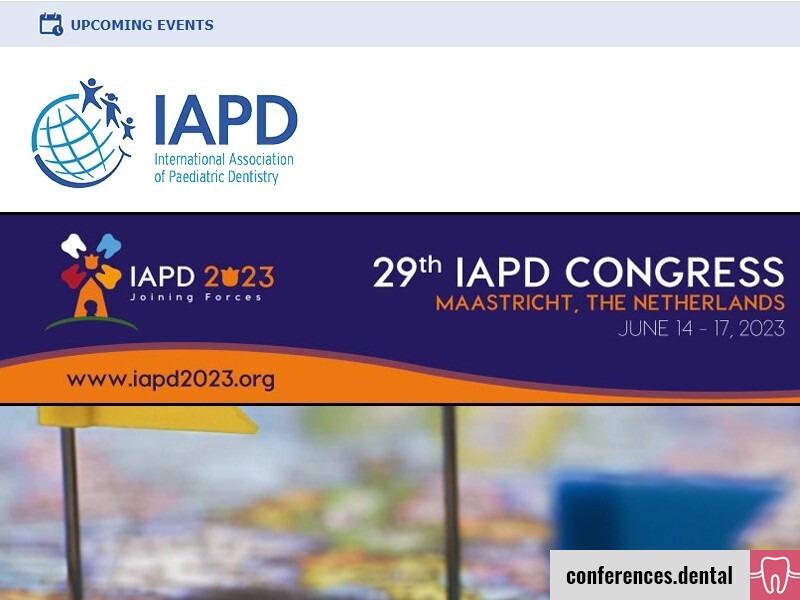 29th Congress of the IAPD (Maastricht, 14-17 June 2023)